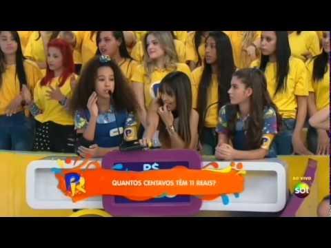 Passa Ou Repassa 10/08/2014 - Patrulha Salvadora X Chiquititas (Completo)