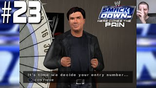 WWE SmackDown! Here Comes the Pain: Season Mode - Part #23