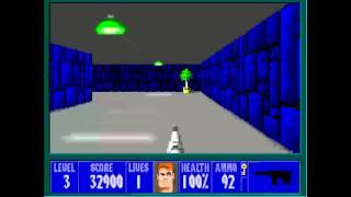 Wolfenstein 3D Remastered Music 1/3
