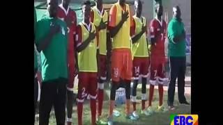 Ethio league weekly sport program dec 5, 2015