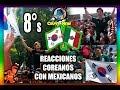Las REACCIONES Y FESTEJOS Del México Vs Suecia Coreanos Unidos En La Derrota mp3