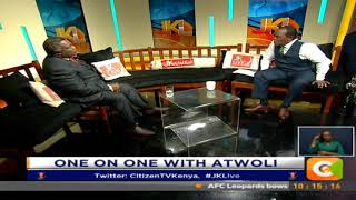 One on one with Francis Atwoli [ Part1 ]
