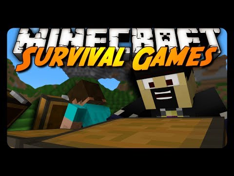 Minecraft: SUPPLIES INCOMING! (Hunger Games Survival)