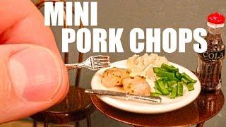 MINI PORK CHOPS!