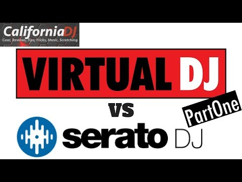 VIRTUAL DJ vs SERATO - Is VDJ better than SERATO DJ?? (2018)