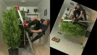 Ylvis Video - Ylvis - Det kan du vel: Klippe hekken, Alternativ 2