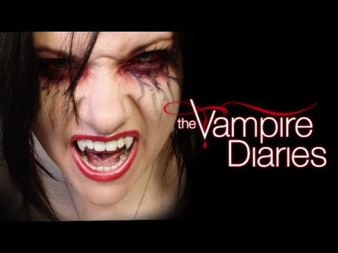 The Vampire Dairies | Halloween Makeup Tutorial