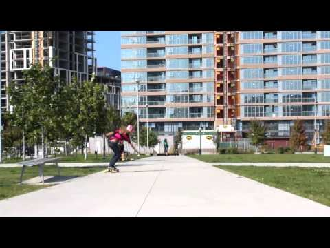 Toronto Girls Longboarding: Here We Go Again!