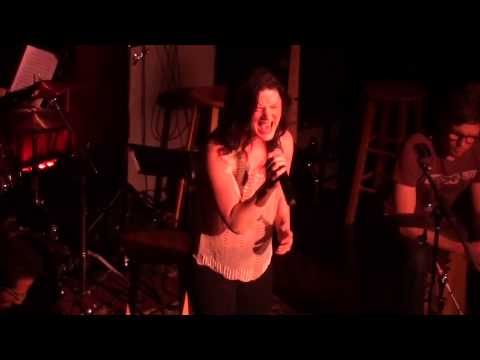 Carrie Manolakos - Big White Room (Jessie J cover, live) @ The Cutting Room, NYC, 3/04/13