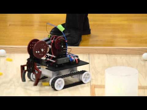 J V  Robocross - Grayslake invitational (North Shore Country Day School)