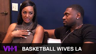 Basketball Wives LA | Can Brandi Maxiell Trust Jason Maxiell Again? | VH1