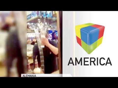 La magia del mejor Barman del Mundo