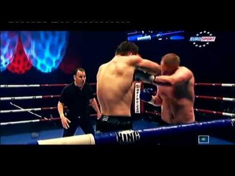 Badr Hari vs Anderson Silva
