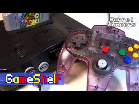 Nintendo 64 - GameShelf #12