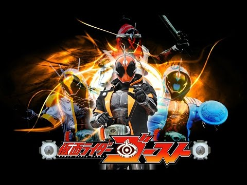 Kamen Rider Ghost Opening TV Size