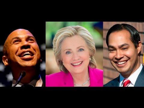 Potential Hillary Clinton VP Picks