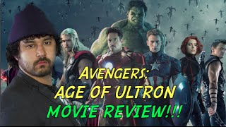 AVENGERS: AGE OF ULTRON MOVIE REVIEW!!!