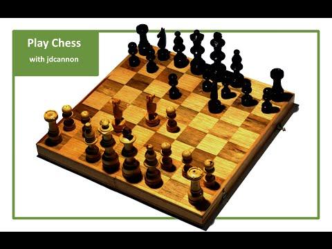 Amateur Blitz Chess #56 jibijose vs jdcannon Sicilian Defense