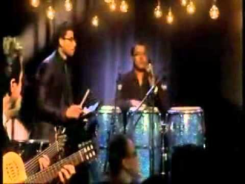 Luis Enrique - No Me Des La Espalda (live)