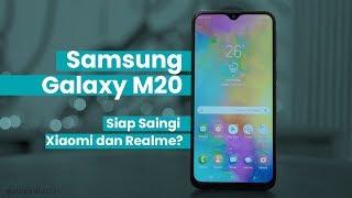 Mencoba Foto dan Video dari Kamera Samsung Galaxy M20