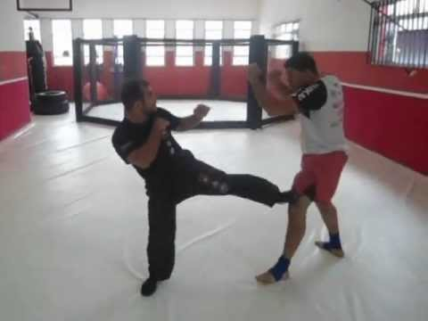 Sifu Edmárcio Rodrigues - Jun Fan Gung Fu - Jeet Kune Do. Image 1