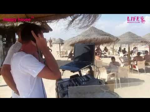 Sesión Jose Ródenas DJ en Life Beach Club (30-08-12)