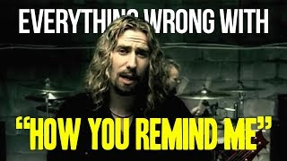 "Download Lagu Everything Wrong With Nickelback - ""How You Remind Me"" Gratis STAFABAND"
