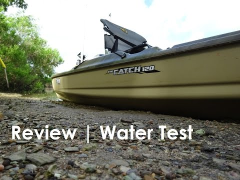 Pelican The Catch 120   First Impressions & Quick Review
