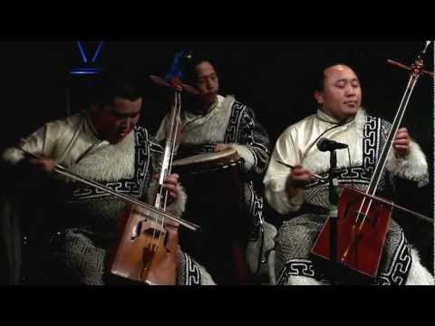 Traditional Mongolian Ethnic Music Group