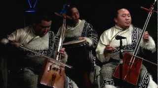 "Traditional Mongolian Ethnic Music Group ""Khusugtun"" (Хөсөгтөн)"