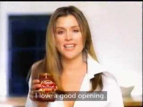 Leggo's Stir-Through Pasta Sauce feat. Kate Fischer - 1999 Video