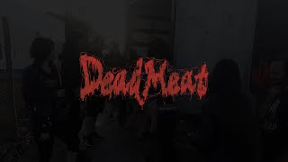 DEAD MEAT - WORMS UNDER MY SKIN [QUARANTINE MUSIC VIDEO] (2020) SW EXCLUSIVE