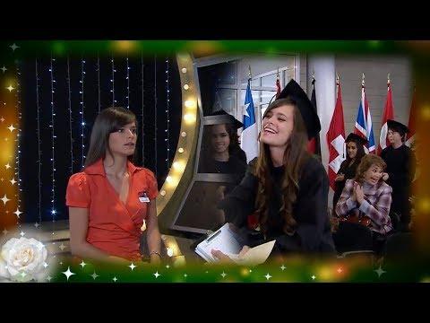 La Rosa de Guadalupe: Erika no encuentra trabajo como comunicóloga   Buenas noticias