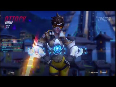 Big Booty Tracer - Overwatch Beta (Part 1) thumbnail