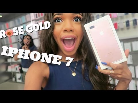 Iphone 7 plus unboxing and review!!!!!