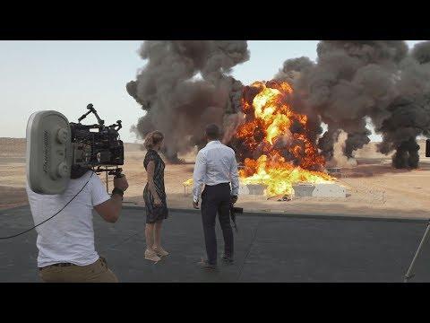 Топ 10 огромных взрывов попавших на камеру