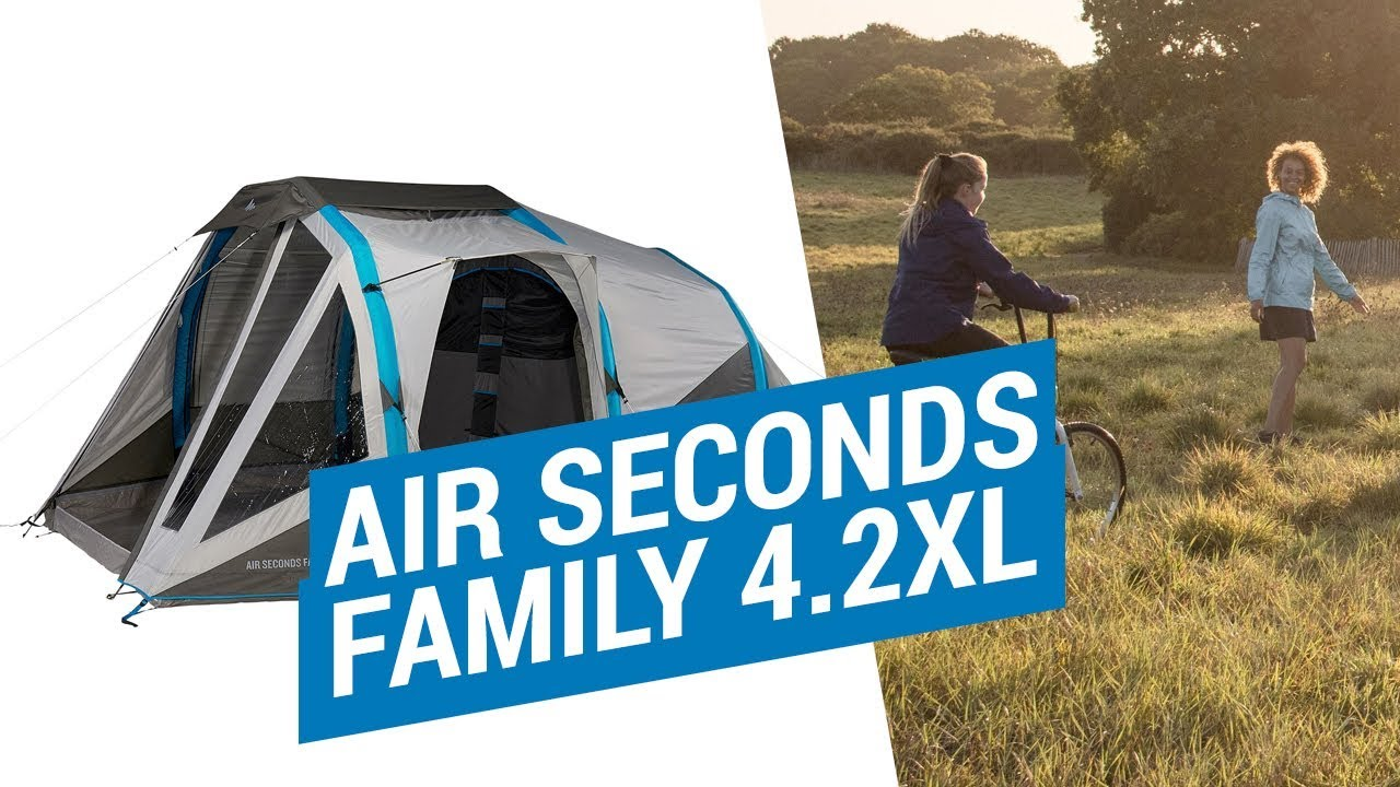 Air Seconds Family 4 Seconds Family 4.2xl