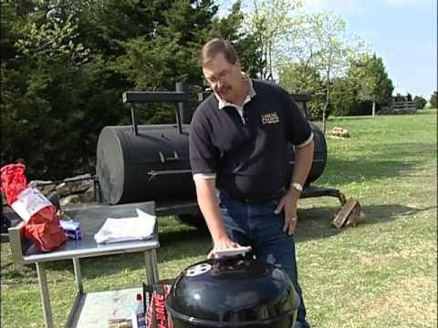 Cooking with Charcoal - Paul Schatte / Co-Owner Head Country BBQ