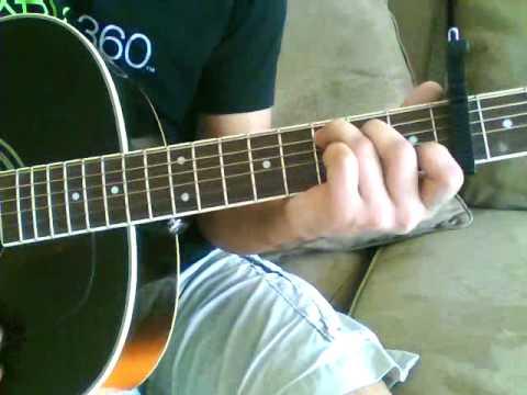 Tum Itna Jo Muskura rahe ho Guitar