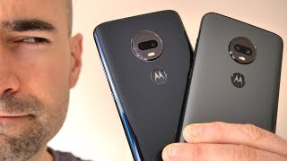 Motorola Moto G7 Plus vs Moto G7 | Camera Comparison