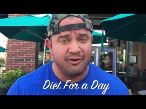 Power Project:  Diet For A Day