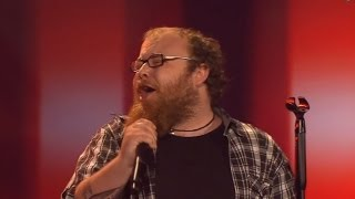 Andreas Kümmert - Rocketman | The Voice of Germany 2013 | Blind Audition