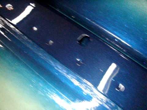 Rustoleum Metallic Blue Metallic W/cobalt Blue