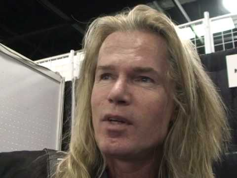 Adrian Vandenberg and more_NAMM 2010