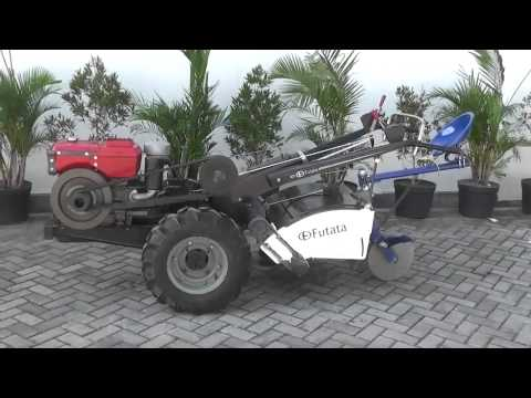 Mesin rotary dengan Futata HH-5
