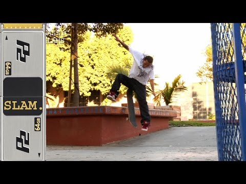 Skateboarder Gets Hit In The Nuts Classic Skateboarding Slam #139