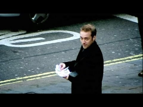 How not to have your wallet taken - Derren Brown: Trick of the Mind