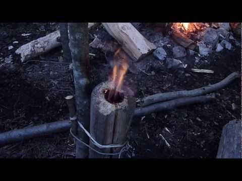Индейская свеча (Бер Гриллс одобряе)