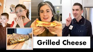 Pro Chefs Make 8 Types of Grilled Cheese | Test Kitchen Talks @ Home | Bon Appétit
