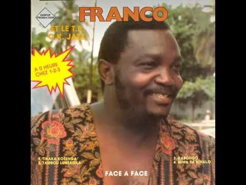 Tikaka Kosenga (Franco) - Franco&le TPOK Jazz 1982